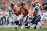 NFL: Preseason-St. Louis Rams at Denver Broncos