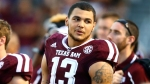 NCAA Football: Southern Methodist at Texas A&M